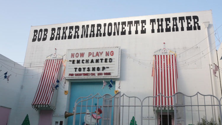 The Bob Baker Marionette Theater will close its current location in less than two months, after dazzling kids and adults with hand-made puppets for the past 55 years.