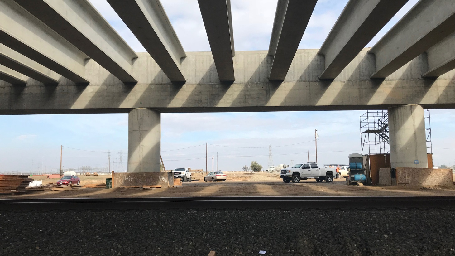 California's biggest infrastructure project is a high-speed rail network that would connect San Francisco, the Central Valley and Los Angeles, bridging communities cut off by the state's difficult geography.