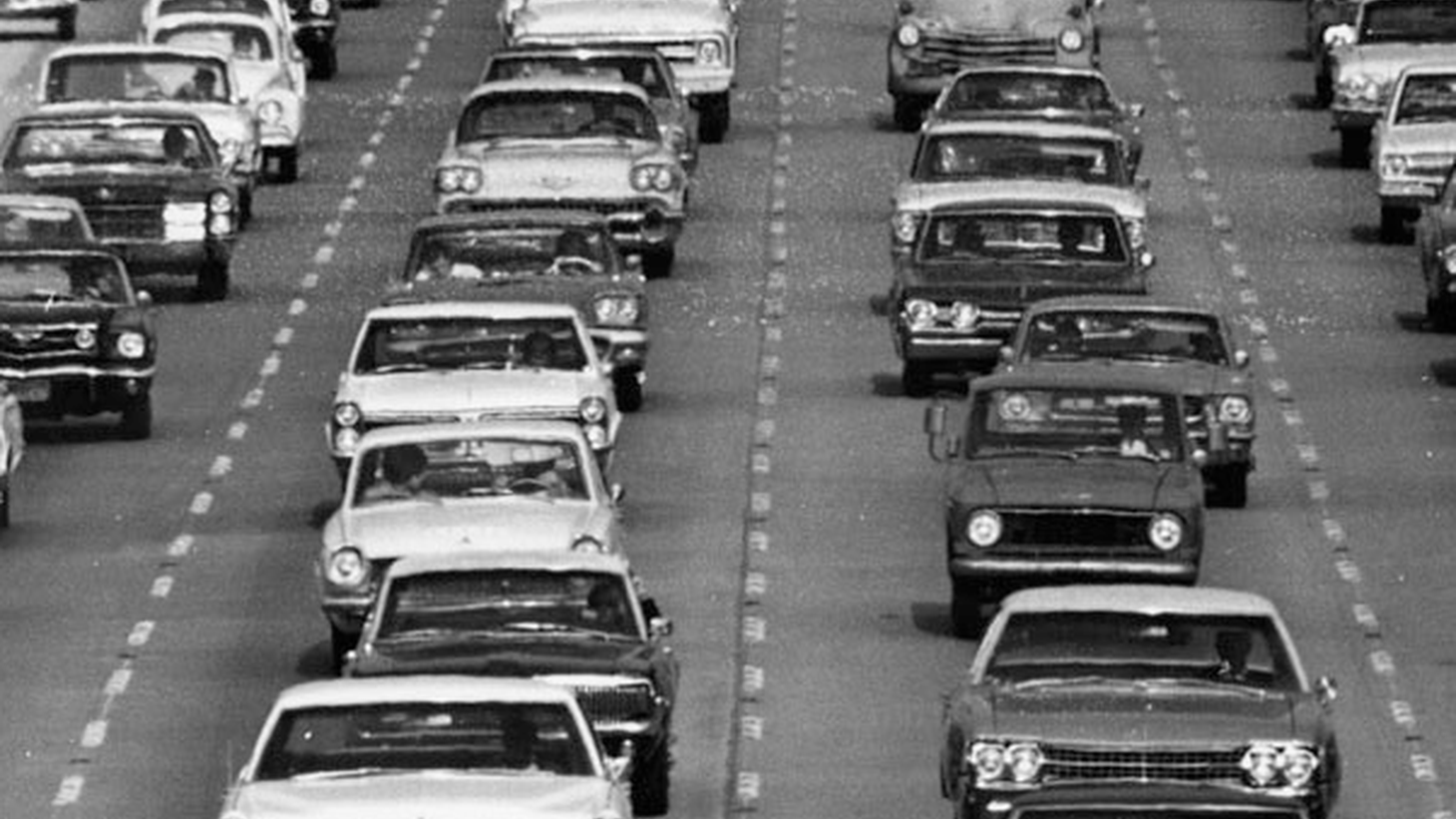 Los Angeles has fallen out of love with freeways. Or has it? Freeways were once liberating bridges between communities. Now they are polluting, rush-hour parking lots that form walls within LA.