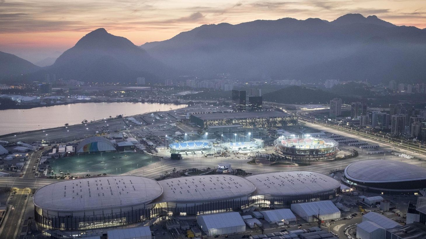 """Corruption, toxic waters, building delays… will Brazil's Olympic """"nomadic architecture"""" deliver after a difficult construction process? If running, jumping and swimming are not your thing, you can tune into Rio's eGames. But do gamers really need athletic wear? And Brazilian modernist architect Lina Bo Bardi gets her moment in the sun."""