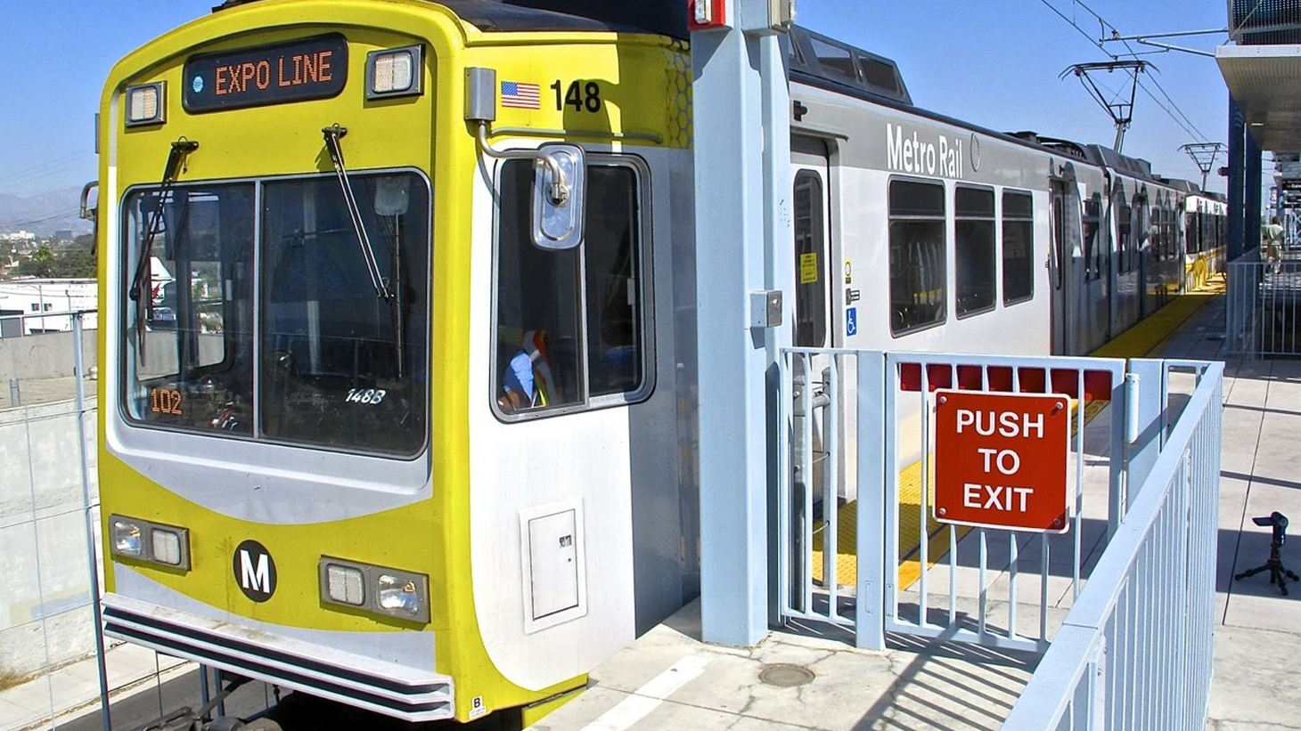 Ridership on the Expo Line rose by nearly 60 percent in the month of June compared to April, but average weekday trips continue to decline. Why, and can the trend be reversed by building close to the train stations?