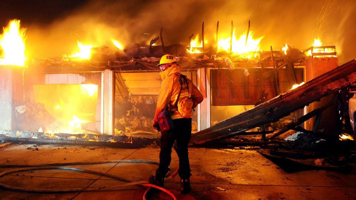 LA County Fire.