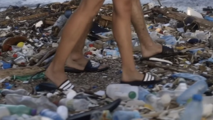 Plastic pollution in the oceans has a lot of people calling for action: celebrity activists, environmental foundations, school kids cleaning up beaches and now, Pornhub.