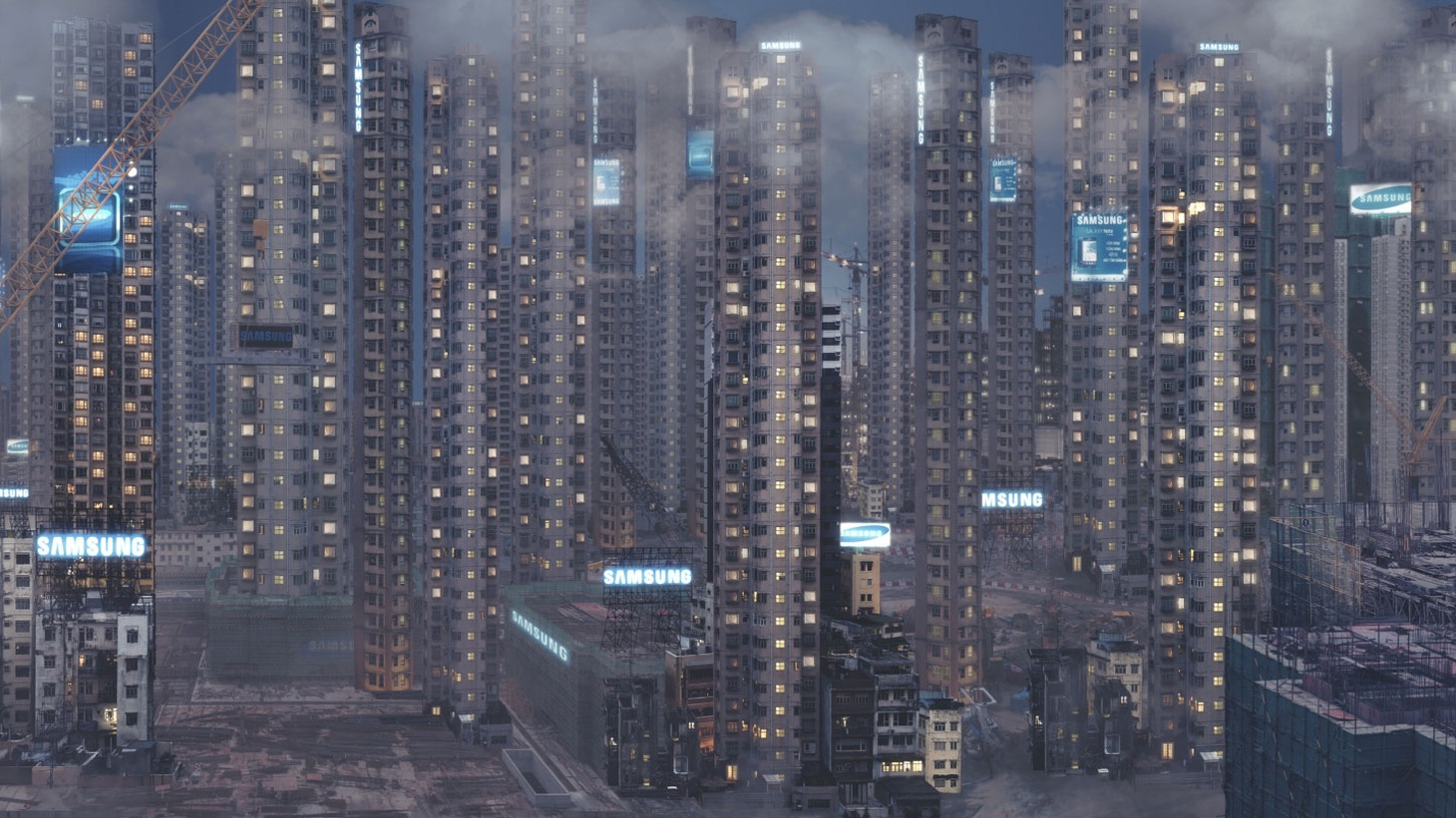 Could the pandemic alter this vision of tomorrow? Futurist Liam Young created this skyline of the near future in 2014, but now says COVID-19 may change how we imagine city life tomorrow.