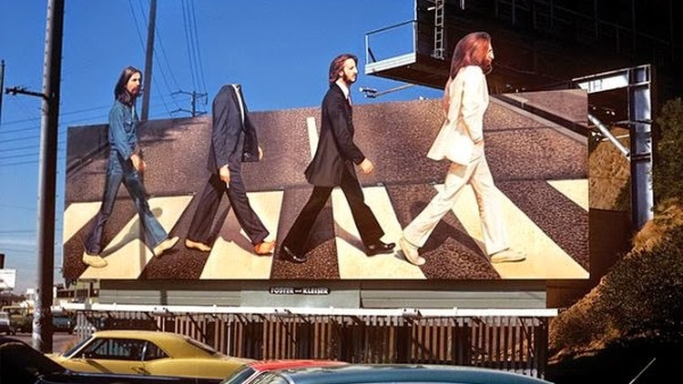 In the fall, Beatles fans will commemorate the 50th anniversary of Abbey Road, released on September 26, 1969.