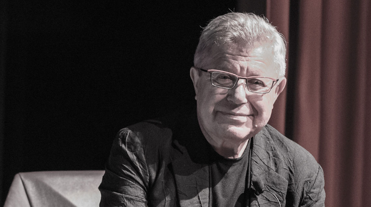 "Why does an architect have to be like a ""camel in the desert?"" Daniel Libeskind explains why in a conversation about his new book ""Edge of Order."""