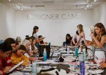 A summer camp for teens with design dreams