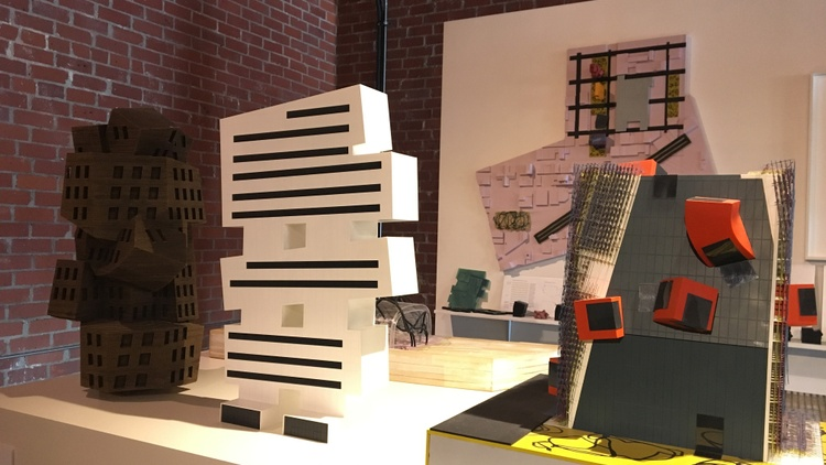 """Zago Architecture designed """"A New Federal Project"""" as a conceptual approach  to settling 68,000 refugees in Detroit."""