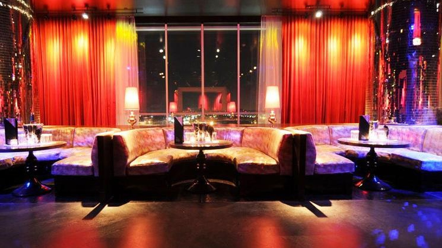 """Victor Drai, back in LA with a glam new namesake club, on top of the W Hotel, says you can't have a good nightclub without good design. We speak with Drai and young club designer Christian Schulz about LA clubs and how you go about designing a """"vibe."""" Also, Glendale looks for a curator of art for its recession-hit storefronts, and structural engineer Nabih Youssef on LA buildings and their readiness for a Chile-scale earthquake."""