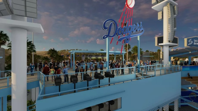 Let's play ball! There's a $100 million renovation coming to Chavez Ravine.