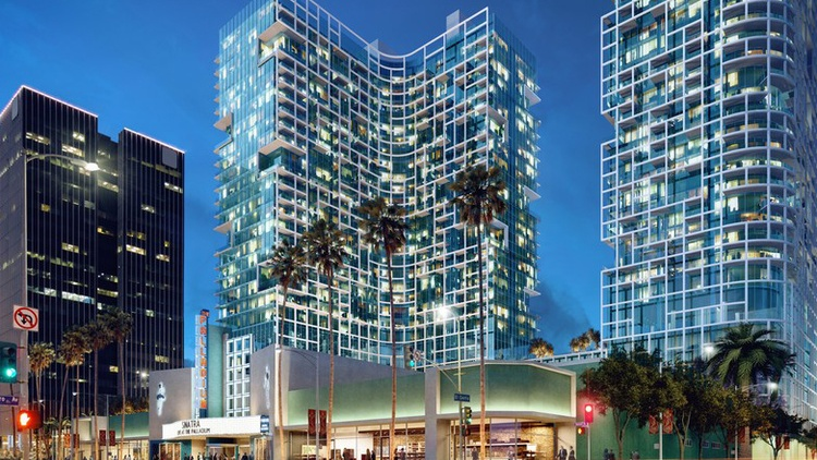 Can you create affordable housing by building luxury towers?