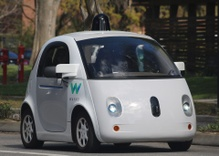Driverless Cars, LA's Chief Design Officer