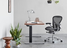 Redesigning the Aeron chair