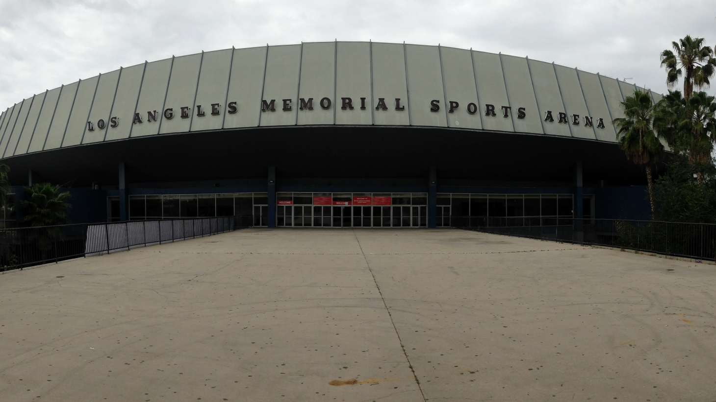 The LA Memorial Sports Arena in Exposition Park will soon be torn down to make room for a new 22,000-seat soccer stadium. We remember the arena's history and architecture as we say farewell.