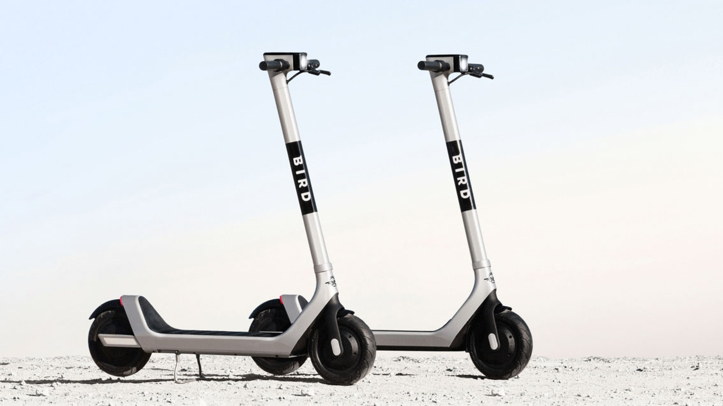 Bird Two, the latest model of e-scooter from the Santa Monica-based company.