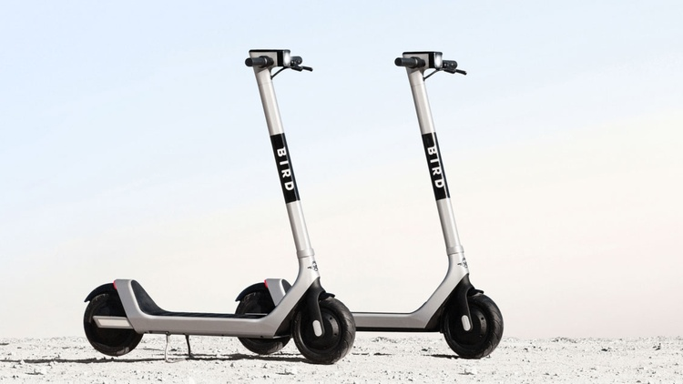Two years ago the e-scooter company Bird launched in Santa Monica.   