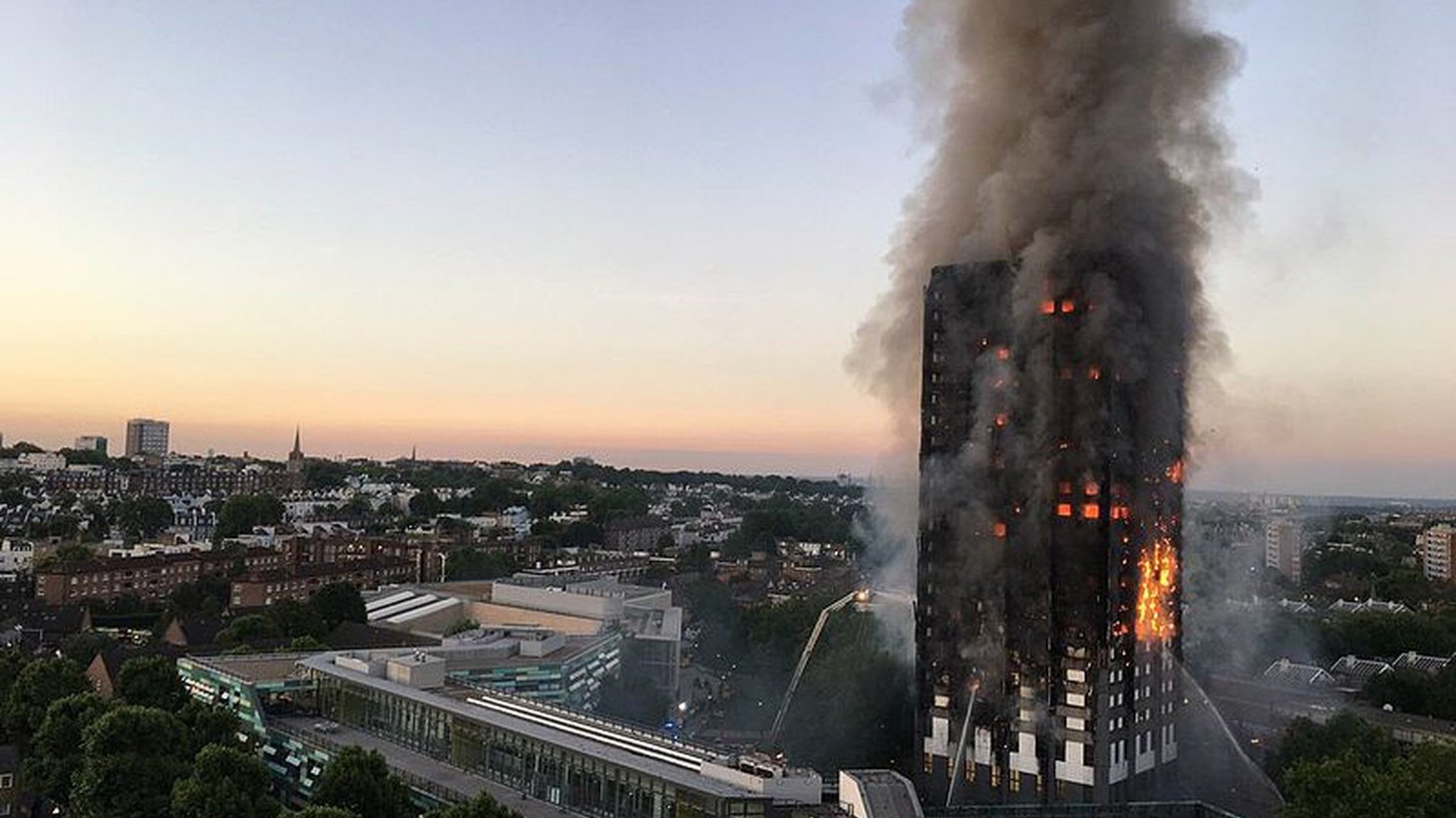 The exact cause of the fatal blaze that consumed London's Grenfell Tower in the Borough of Kensington is not yet known, but the findings will be closely watched by fire safety experts, designers and builders worldwide. That includes in Los Angeles where new high-rise towers are under construction, and some older towers are being retrofitted.