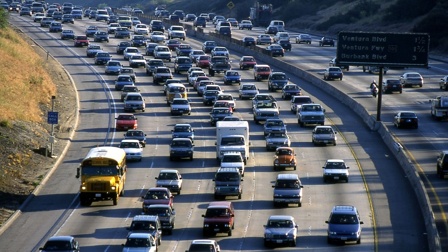 No one likes being stuck in traffic. So Metro is trying to find carrot-and-stick approaches to convince Angelenos to find alternatives to driving.
