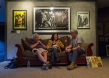 A sonic tour of Henry Rollins' house