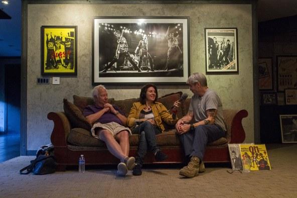 Photo: la maison de Henry Rollins en United States.