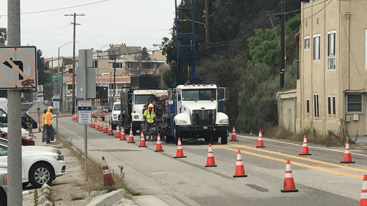 A fight over a road diet in Playa del Rey has turned a community on itself and raised questions about the roll-out of efforts to calm streets regionwide.