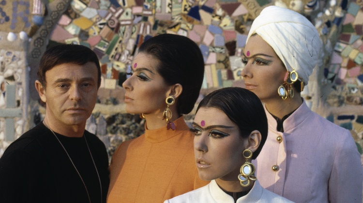 In the 1960s, few fashion designers were pushing the envelope like Rudi Gernreich.