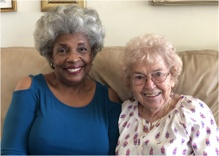 Strangers grow old together, courtesy of home share program