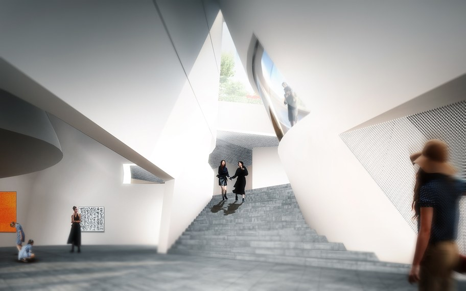 Korean-American museum takes shape | KCRW