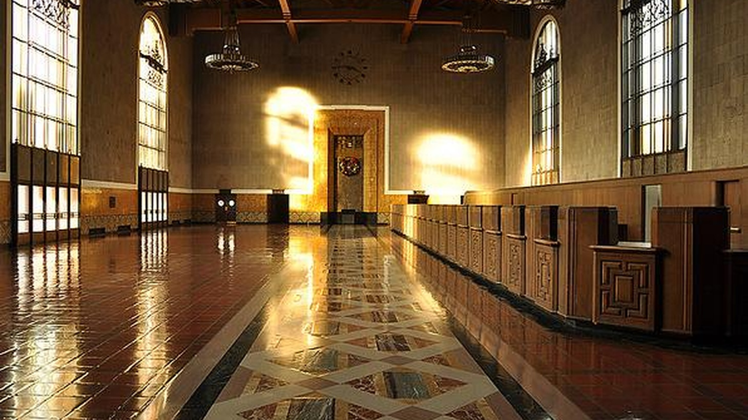 LA is looking for new ways to keep moving; Marlyn Musicant talks about Union Station and Avishay Artsy explores the centennial of a socialist utopia in So-Cal.