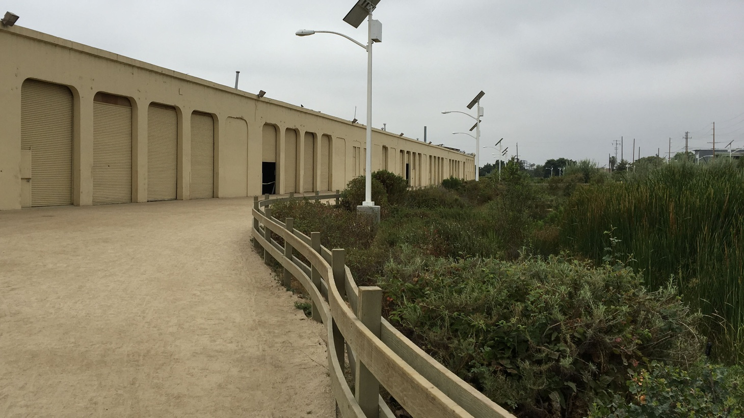 LACMA wants to turn a defunct MTA facility in South LA into a new space for exhibitions, educational programming and art storage. What would this mean for the neighboring community, and for LACMA's other major project: to renovate its main campus on Wilshire Boulevard?