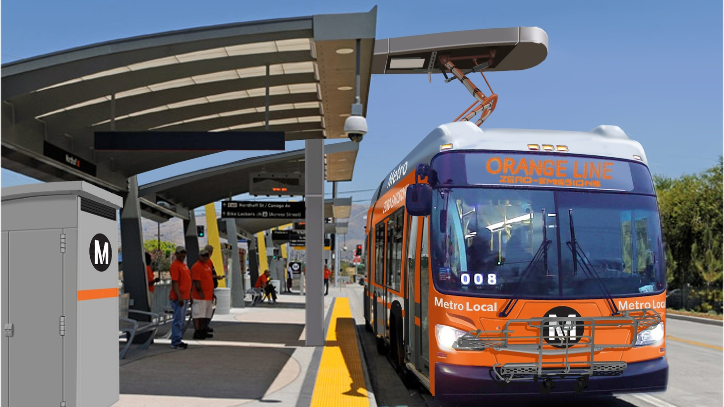 Los Angeles-based electric bus manufacturing companies aim to meet a growing demand for emission-free urban transit. And it's one thing to design a building, but it's another thing to build it. We pay tribute to the late Paul Matt, the construction giant who realized many Southern California landmarks.