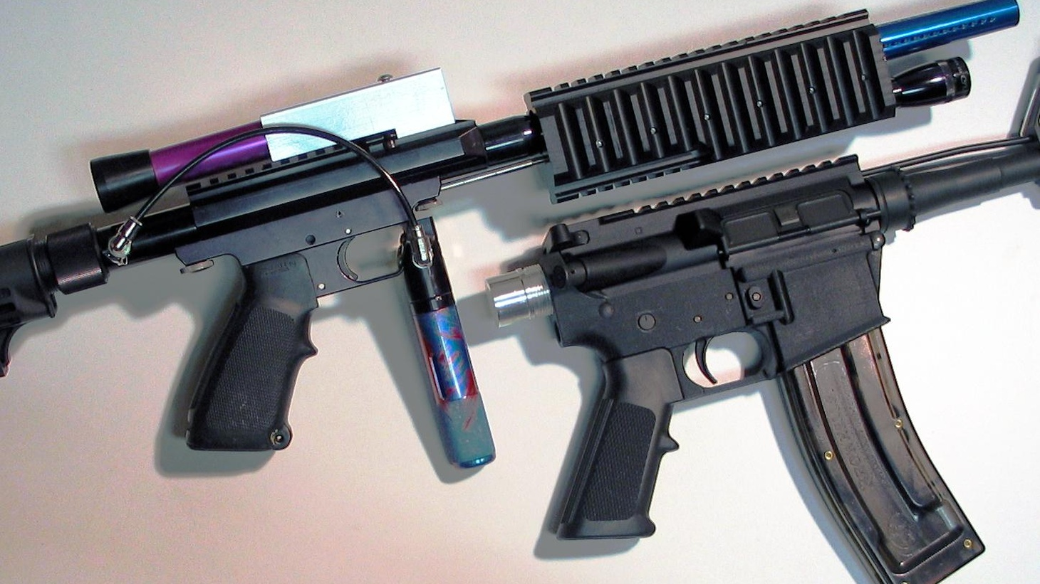 The nation is considering how to contain gun violence, while design and innovation produce ever more deadly weapons.