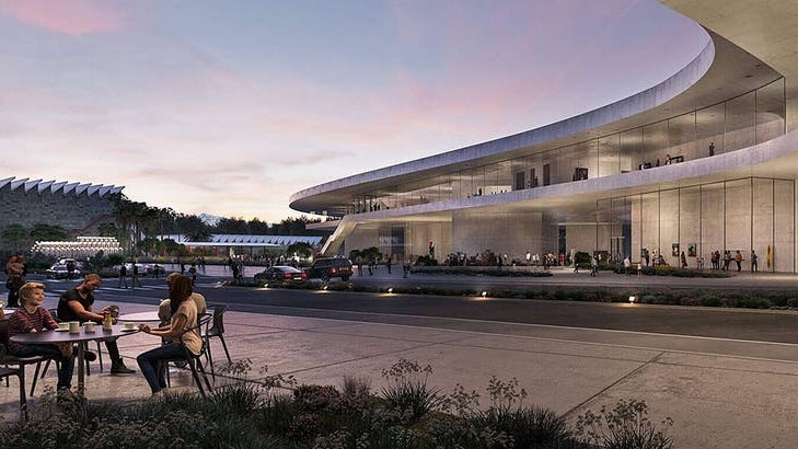 The Los Angeles County Museum of Art is undergoing a major overhaul that's projected to cost $650 million.