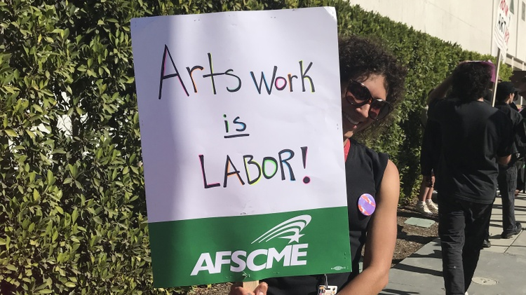 Marciano and 'art labor'; Shortlisted!