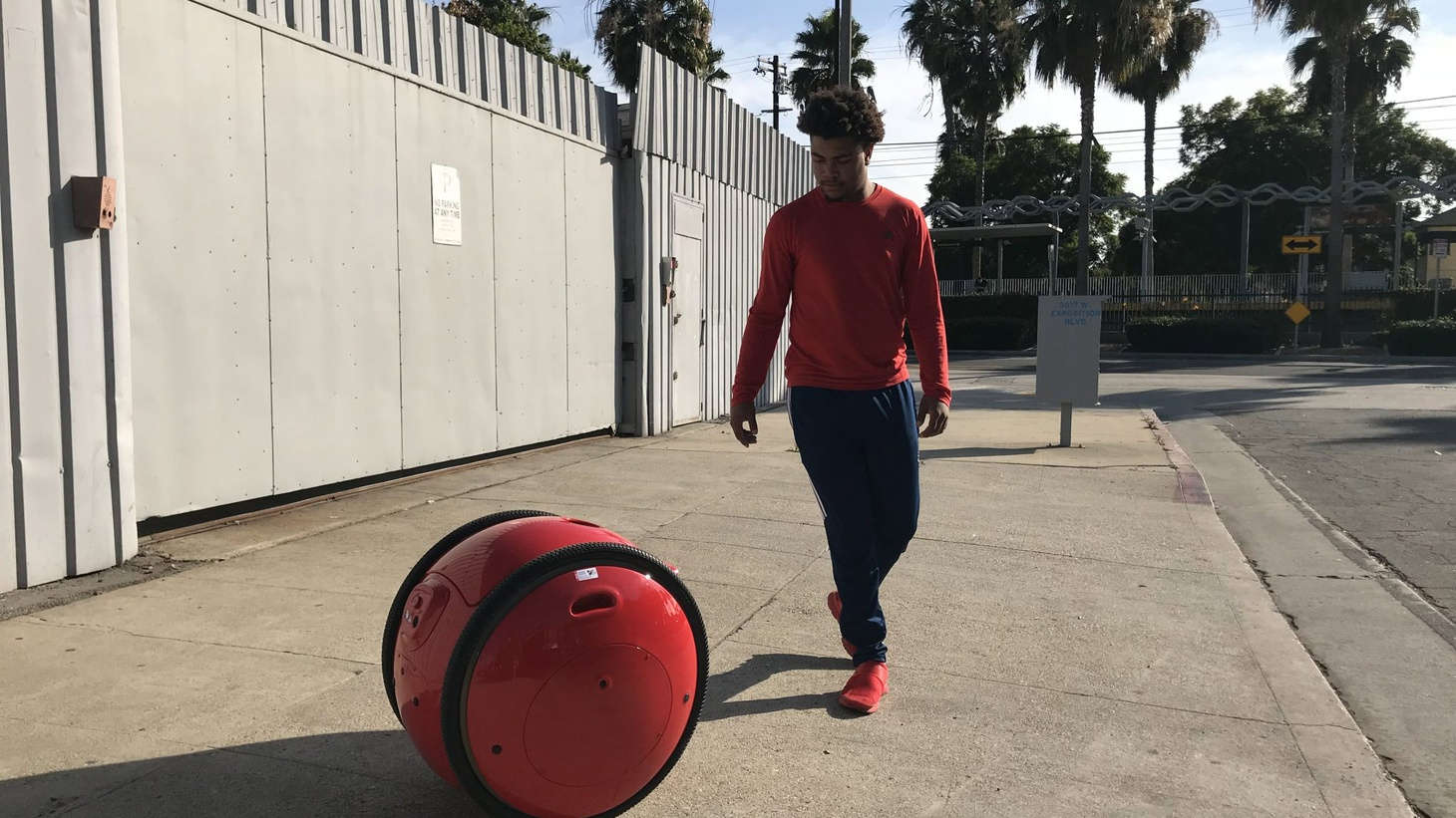 """Can a robot get people walking again? Meet Gita, a cargo carrier on wheels created by the same company that designed the Vespa scooter. And """"Dirty Girl Construction"""" founder Joan Barton shares her thoughts on building -- and triumphing -- in a man's world."""