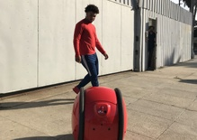 Can Gita, the cargo-carrying robot, make you walk more?