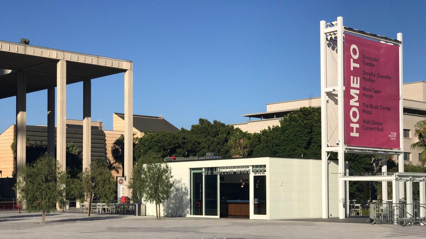 Music Center Plaza