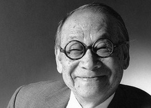 Happy 100th birthday, I.M. Pei!