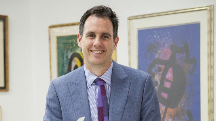 Peter Loughrey, founder of Los Angeles Modern Auctions, leaves us at 52