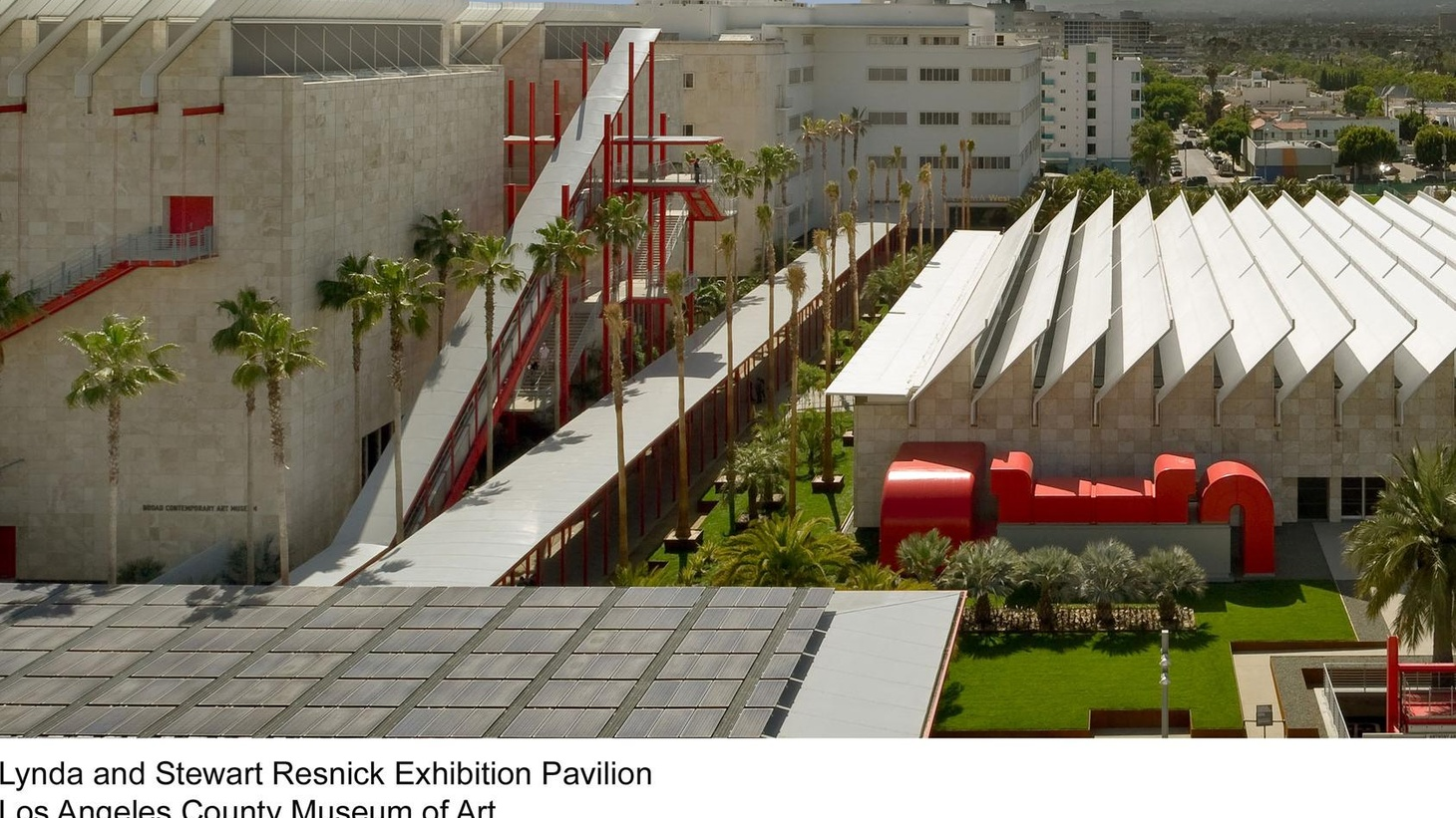 Renzo Piano's new Resnick Pavilion opens soon at the Los Angeles County Museum of Art. LACMA director Michael Govan discusses how it fits into his art and architecture vision for the campus, and architecture writer Sam Lubell explains why Piano is the go-to architect for so many art museums. Plus, Mayor Antonio Villaraigosa, Stewart Reed and Amanda Bromberg discuss CicLAvia, biomorphic bikes and the joys and challenges of urban cycling in LA.