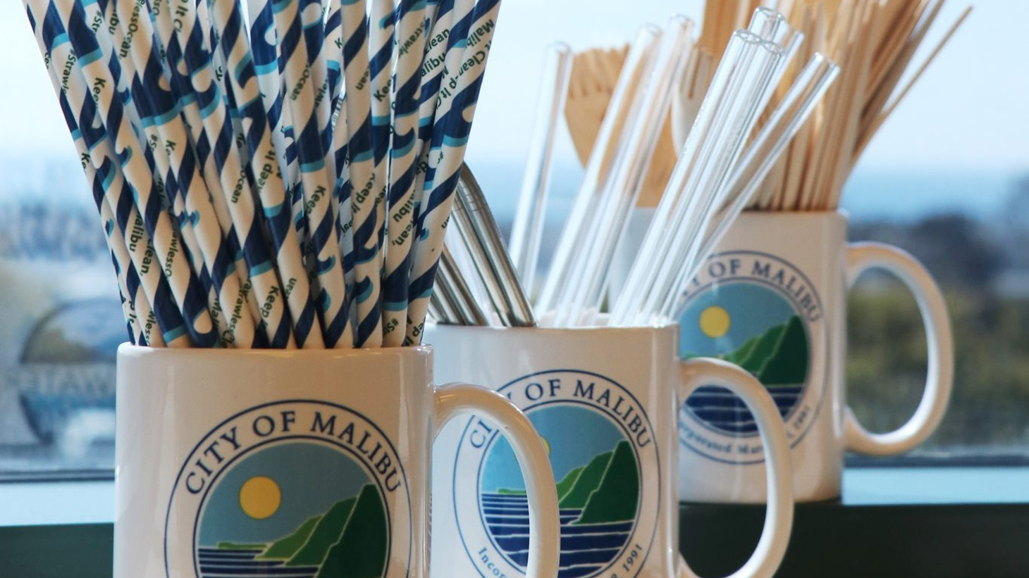 If you're at a restaurant or cafe in Malibu and ask for a straw, starting June 1 you won't be given a single-use plastic straw. The same goes for stir sticks or other plastic utensils.