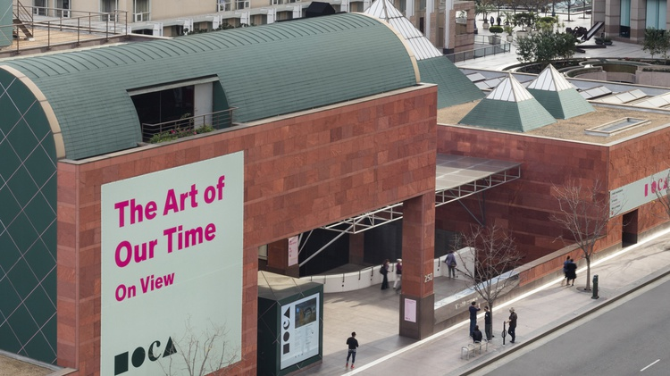 Pritzker winner Arata Isozaki's MOCA to be revamped, with water feature