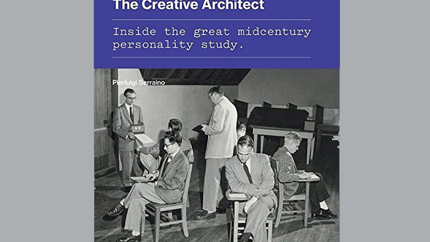 What does creativity have to do with winning the Cold War? In the late 1950s, the top architects of the day were invited to participate in a historic study of creativity at the Institute of Personality Assessment and Research at the University of California, Berkeley. Eero Saarinen, I.M.
