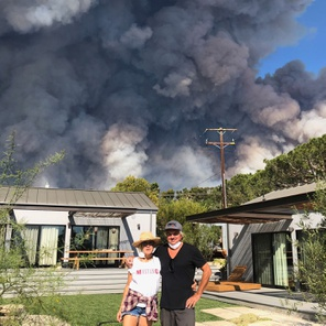 Rethinking homes in fire-prone areas