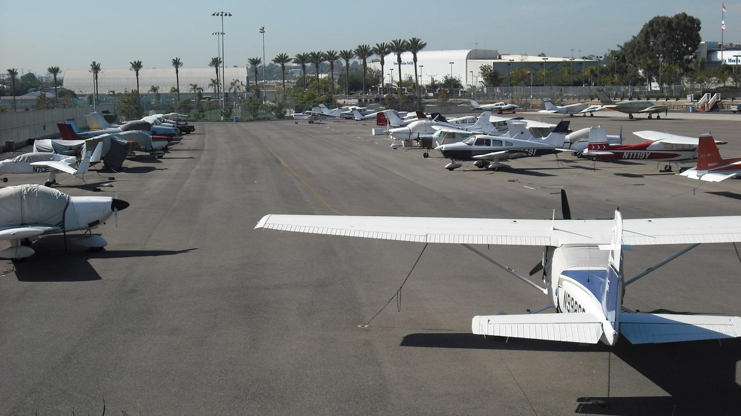 Santa Monica Airport (SMO) is set close by 2028 under an agreement between the city and the Federal Aviation Administration.