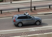 Self-driving cars move forward, with roadblocks