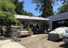 Silver Lake service station becomes a preservation flash point