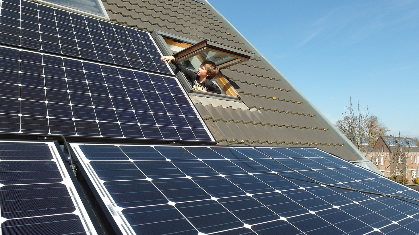 Starting in just two years, any new homes built in California will have to include solar panels and other energy-efficiency measures. Those are among the new energy standards that The California Energy Commission unanimously approved Wednesday.