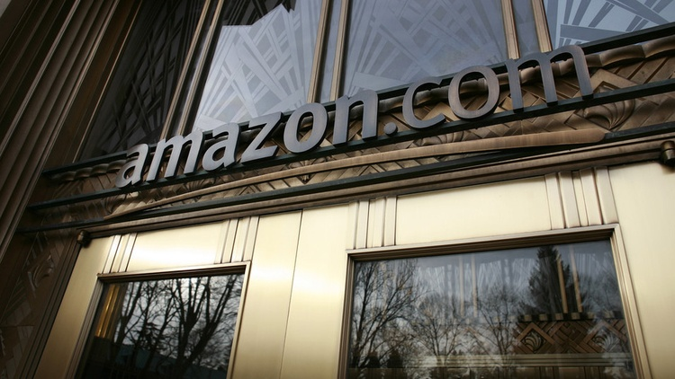 Amazon's front door Photo by  Robert Scoble    The hottest parlor game in urban circles right now is guessing who will be the bride of Amazon. The tech giant has announced it is…