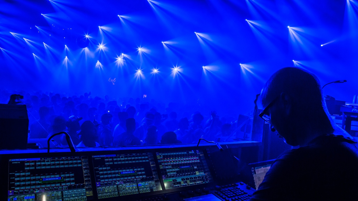 """The Women's March made a huge impact, in part because of its widely worn pink knitted """"pussyhat."""" Does the March for Science need its own unifying symbol? Lighting designer Steve Lieberman is """"the man behind the lights"""" for the country's leading electronic music festivals and nightclubs. He talks about his early experiences with rave culture, and what it takes to spark the excitement of today's EDM fans."""